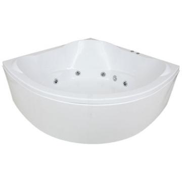 Акриловая ванна Bas Ривьера 161x161 без гидромассажа