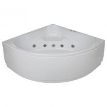 Акриловая ванна Bas Мега 160x160 без гидромассажа