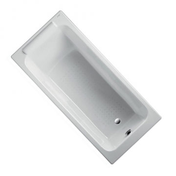 Чугунная ванна Jacob Delafon Parallel 150x70 E2946-00 без ручек