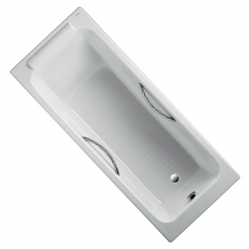 Чугунная ванна Jacob Delafon Parallel E2948-00 170x70 с ручками