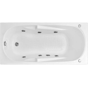 Акриловая ванна Bas Мальдива 160х70 без гидромассажа