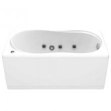 Акриловая ванна Bas Лима 130х70 стандарт без гидромассажа