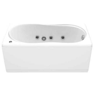 Акриловая ванна Bas Тесса стандарт 140х70 без гидромассажа