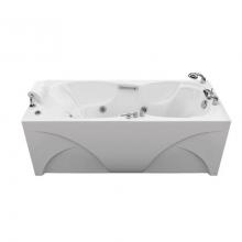 Акриловая ванна Triton Цезарь