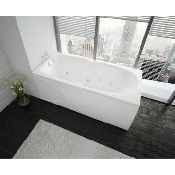 Акриловая ванна Aquatek | Акватек Европа 180х80 без гидромассажа