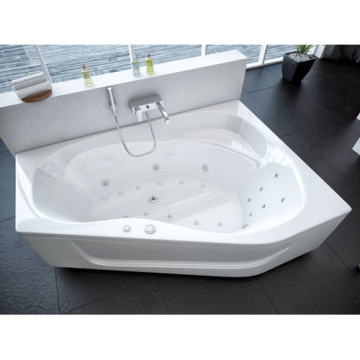 Акриловая ванна Aquatek | Акватек Медея 170х95 без гидромассажа