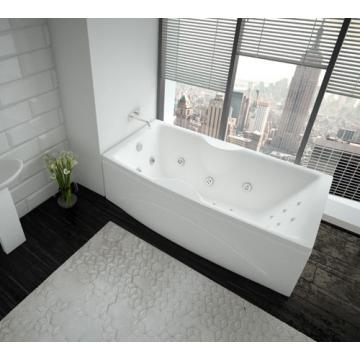 Акриловая ванна Aquatek | Акватек Феникс 170х75 без гидромассажа