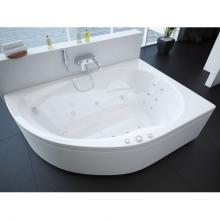 Акриловая ванна Aquatek | Акватек Вирго 150х100 без гидромассажа