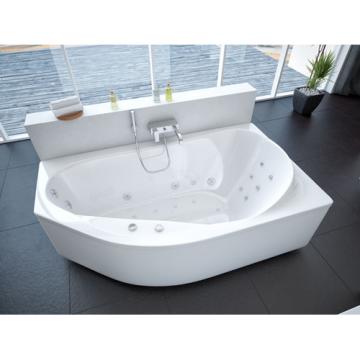 Акриловая ванна Aquatek   Акватек Таурус 170х100 без гидромассажа