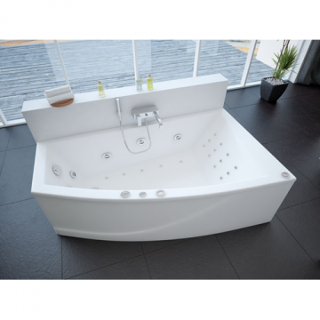 Акриловая ванна Aquatek | Акватек Оракул 180х125 без гидромассажа