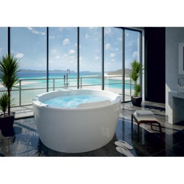 Акриловая ванна Aquatek | Акватек Аура 180 круглая без гидромассажа