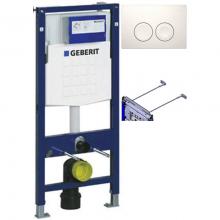 Инсталляция для подвесного унитаза Geberit Duofix Plattenbau 458.122.11.1