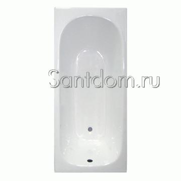 Чугунная ванна Castalia CASTALIA 140x70x39