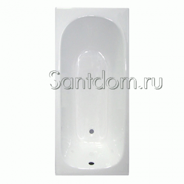 Чугунная ванна Castalia CASTALIA 160x70x42