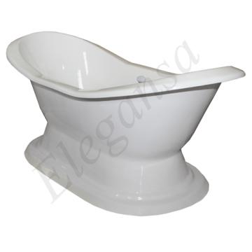 Чугунная ванна Elegansa Diana отдельностоящая