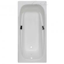 Чугунная ванна Castalia Emma 180x85 с ручками