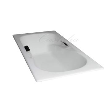 Чугунная ванна Castalia Remi 150x75x42