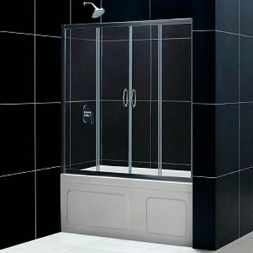 Штора для ванной Domustar EF01-150