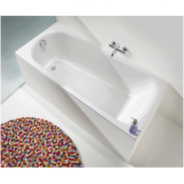 Стальная ванна Kaldewei Eurowa  311-1