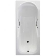 Чугунная ванна Castalia Carina 170x75