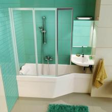Акриловая ванна Ravak Be happy C121000000 150x75