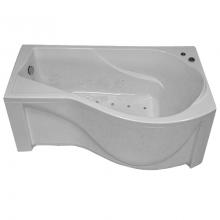 Акриловая ванна Bas Капри 170х08 без гидромассажа