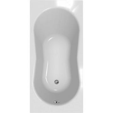 Ванна акриловая Cersanit NIKE 150 P-WP-NIKE*150