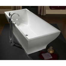 Квариловая ванна Villeroy & Boch La Belle 180x80 отдельностоящая UBQ180LAB2PDV-01