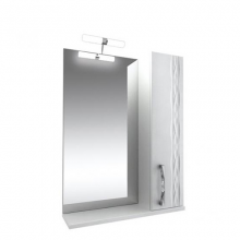Зеркальный шкаф Triton | Тритон Кристи-70