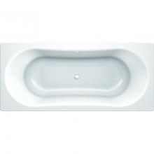 Стальная ванна BLB Duo Comfort 180х80