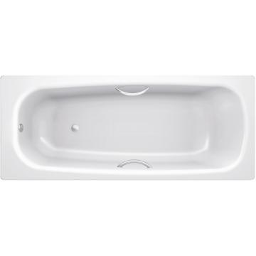 Стальная ванна BLB Universal HG B75H 170x75 с отверстиями под ручки