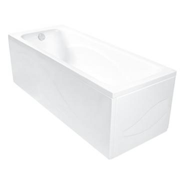 Акриловая ванна Jika Clavis 160x70 без гидромассажа