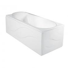 Акриловая ванна Jika Floreana 170x75 XL углубленная + монтажный комплект