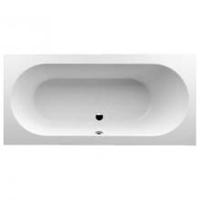 Квариловая ванна Villeroy & Boch Oberon 190х90 UBQ199OBE2V-01