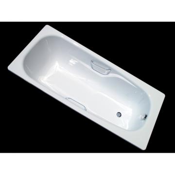 Стальная ванна Estap Maia 170x75 с ручками
