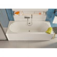 Акриловая ванна Alpen Montana 170x70