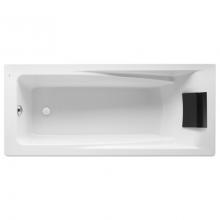 Акриловая ванна Roca Hall 170x75 ZRU9302768