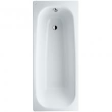 Стальная ванна Laufen Pro 150x75 2.2295.3.000.040.1 с отверстиями для ручек