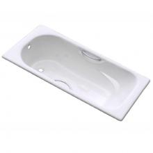 Чугунная ванна Aqualux ZYA 9-4
