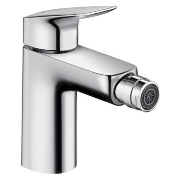 Смеситель для биде Hansgrohe Logis 71200000 100 mm с донным клапаном