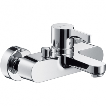 Смеситель для ванны Hansgrohe Metris S 31460000 на 1/2