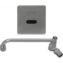 Сенсорный смеситель Kopfgescheit KR5444DC настенный 230 мм