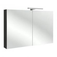 Зеркальный шкаф Jacob Delafon REVE EB797RU-G1C 100 см.