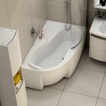 Акриловая ванна Ravak Rosa 95 C571000000 160x105