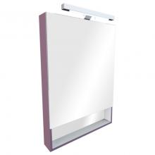 Зеркальный шкаф Roca The Gap 80 ZRU9302753 фиолетовый