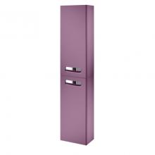 Шкаф-колонна Roca The Gap ZRU9302747 левый фиолетовый