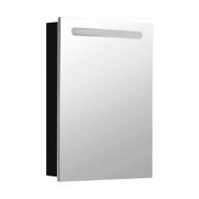 Зеркальный шкаф Roca Victoria Nord Black Edition 60 ZRU9000098 Л/П