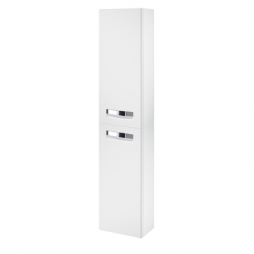 Шкаф-колонна Roca GAP ZRU9302883 Правый, белый глянец