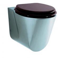 Унитаз из нержавейки Teka WC005 без сидения