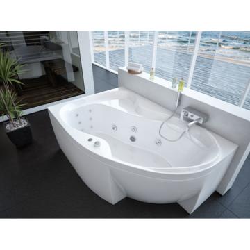 Акриловая ванна Aquatek   Акватек Вега 170х105 без гидромассажа